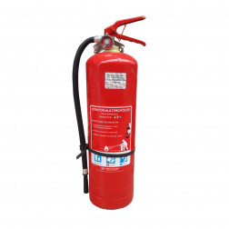 Extintor  6kg S/carga Abc Pqs Certificado