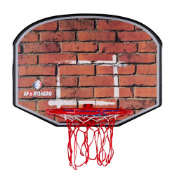 TABLERO BASKETBALL CON ARO BIGHOUSE