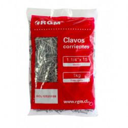 Clavos Cte 1 1/4 *kilo Rgm