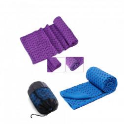 Toalla Yoga Antideslizante Colores