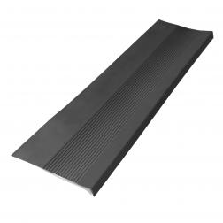 Grada Estriada 151cm X 32cm X 5mm Negro