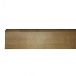 Guardapolvo Mdf 2420x60x15cm 924111 Pino Natural