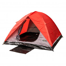 Carpa Camping 4 Pers Outback  210x210x135cm.