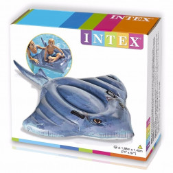 Mantarraya Inflable Montable Intex