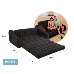 SOFA CAMA INFLABLE QUEEN INTEX