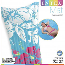 COLCHON INFLABLE 183*69 FASHION INTEX