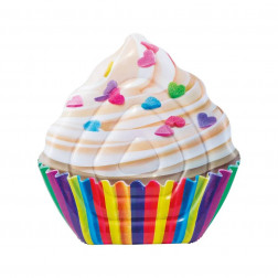 INFLABLE 142x135 CM CUPCAKE MAT INTEX