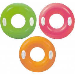 ARO INFLABLE 76CM COLORES  INTEX