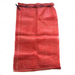 Malla Hortalicera 25kg Aprox. Roja A/resistencia Leno