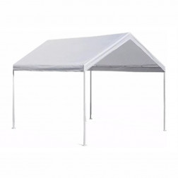 TOLDO ESTAC. BLANCO 3X3MT 140G.PE BIGHOUSE