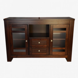 MUEBLE BUFFET MALAGA CHOCOLATE MAGASA