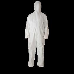 Buzo P/fumigacion Tl Blanco