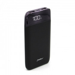 Power Bank Lcd 10.000mah Negro Fiddler