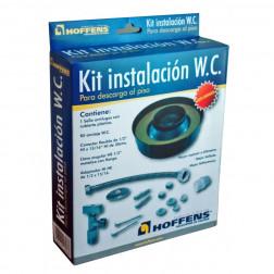Kit Instalacion Wc Hoffens
