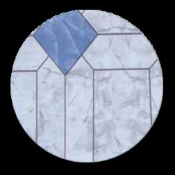 LINOLEO MURO 0.5MM MARMOL GRIS ETERFLEX