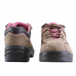 Zapato Seguridad Femenino N37 Nazca