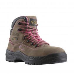 Zapato Seguridad Dama N 38 Nazca