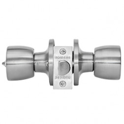 Cerradura Tubular BaÑo/dormitorio Ac.inox Safer