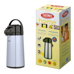 TERMO AGUA 1.9LT PUSH STYLE METALICO THERMOS