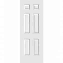 Puerta Interior Hdf Prep. Sinfonia 0.80*2.0mt Blanca Masonite