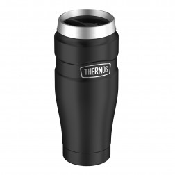 Termo Agua 0.47lt King Negro Thermos