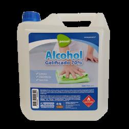 ALCOHOL GEL BIDON 5LT PASSOL